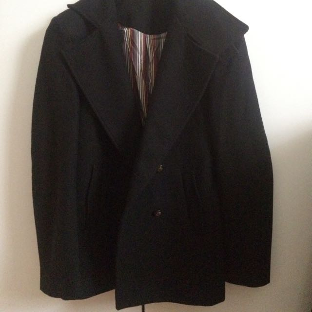 Men's Formal Coat Medium