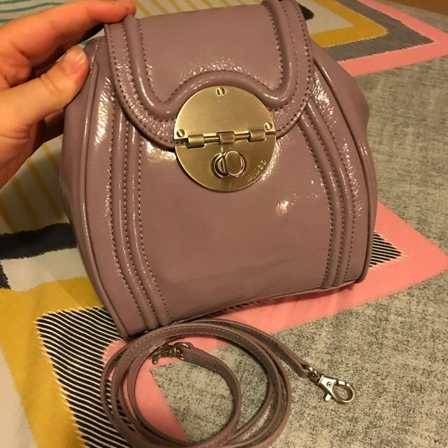 Mimco Offbeat Lavender
