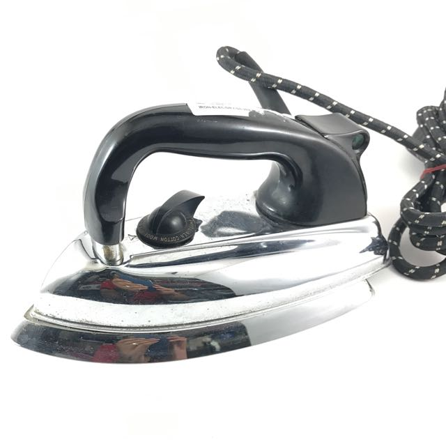 Morphy Richards Ap10 Heavy Iron Home Appliances On Carousell Morphy richards 300300 crystal clear steam iron. morphy richards ap10 heavy iron