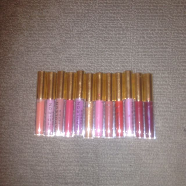 Napoleon Mini Lipgloss Set $10 For The Lot