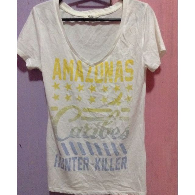 Net Ladies white shirt
