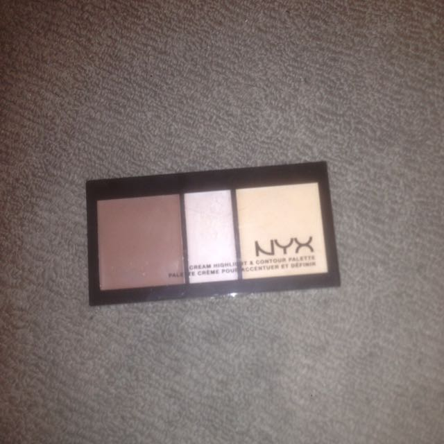 Nyx Cream Colour Kit
