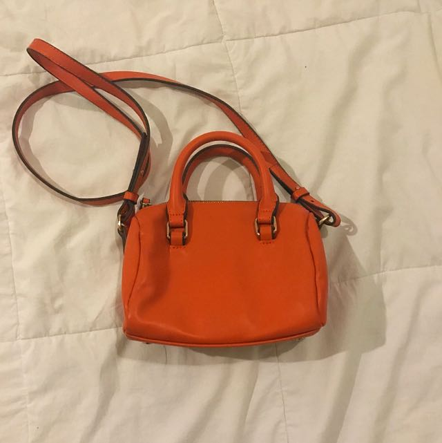 Orange Sling Bag (Mango Touch)