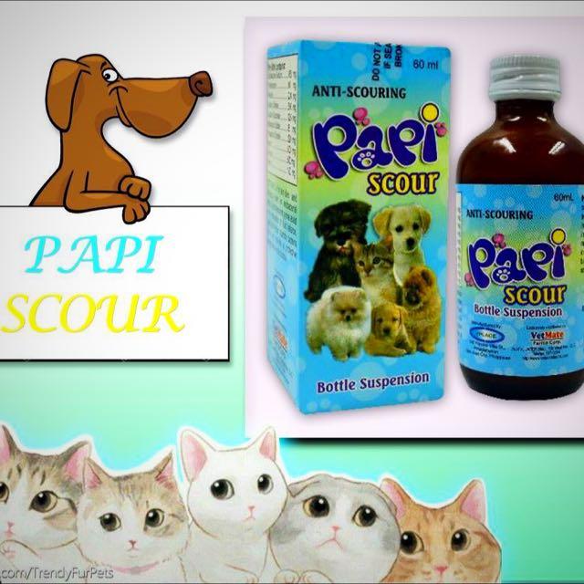 PAPI SCOUR (60 ml)