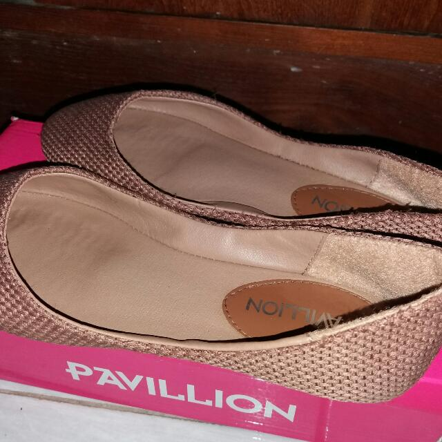 Pavilion Flat Shoes