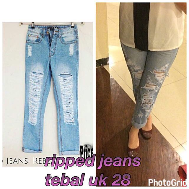 Ripped Jeans NEW