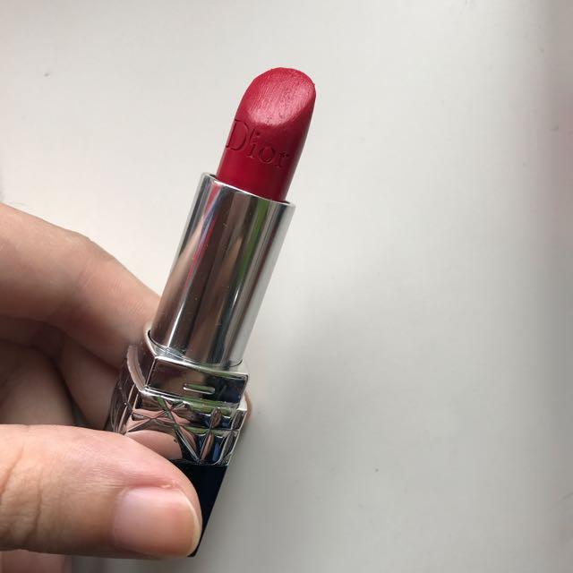 Rouge Dior 藍星唇膏 #762