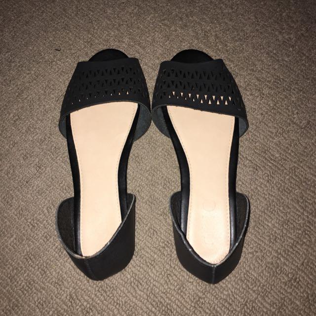 Rubi Peep Toe Sandals