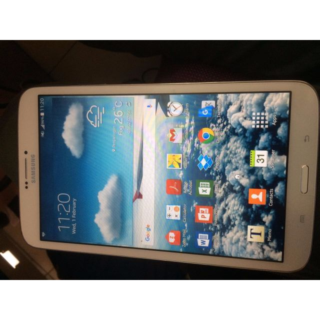 Samsung Galaxy Tab 3 80 Mobile Phones Tablets On Carousell