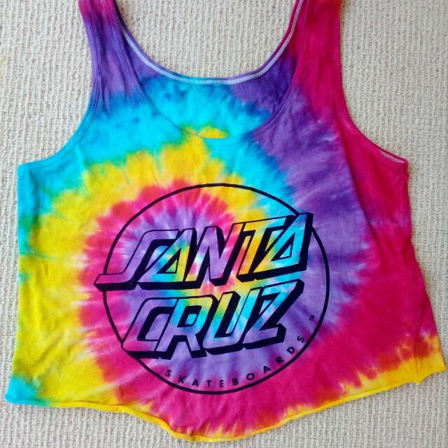 Santa Cruz crop