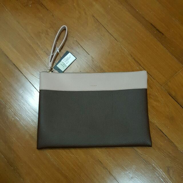 Spao Clutch Bag / Laptop Or Tablet Sleve