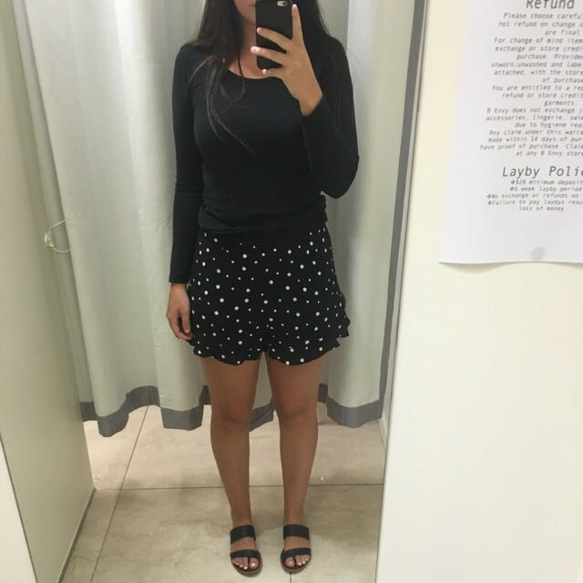Spotty Shorts