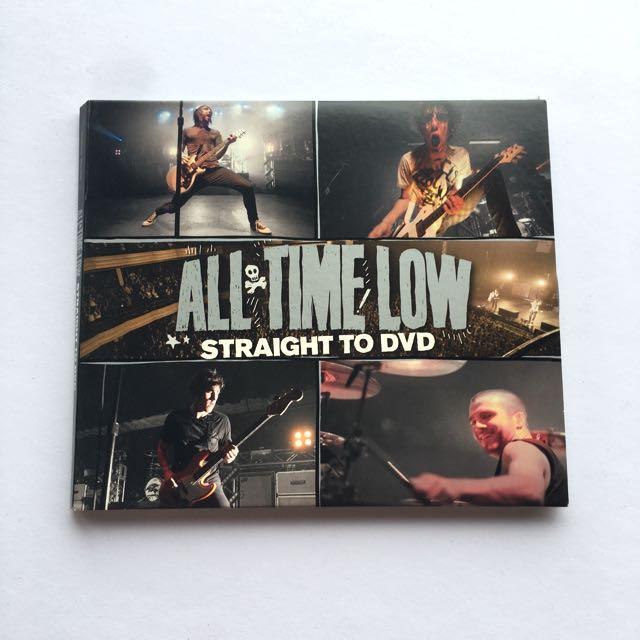Straight To DVD All Time Low Documentary