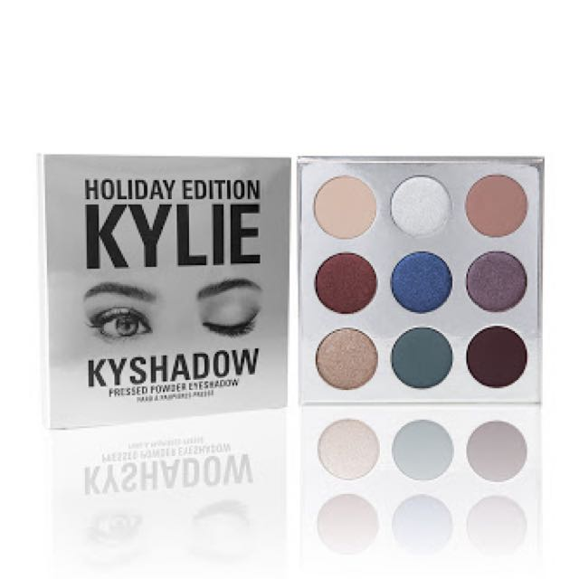 The Holiday Edition 2016   Kyshadow
