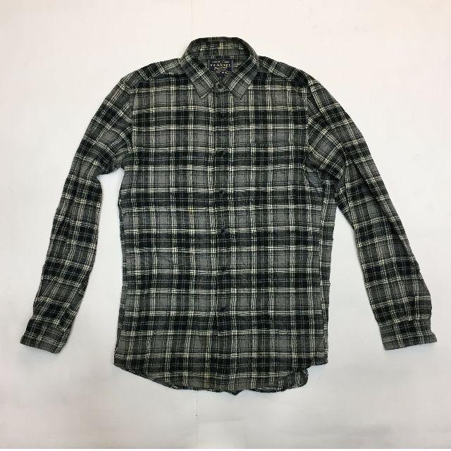 Uniqlo 法蘭絨長襯衫