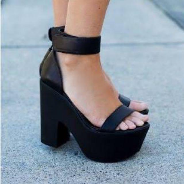 Windsor Smith Luxe Heels