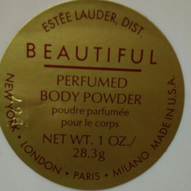 YSL body powder
