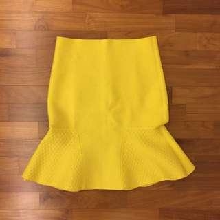Madeleine Knitted Mermaid Skirt