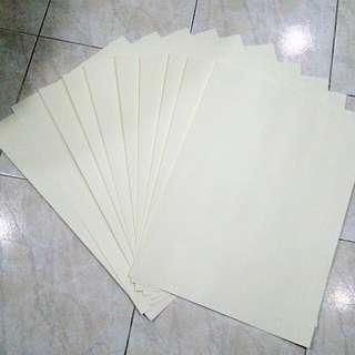 素描A2 Size 畫紙(380×530mm)