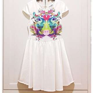 SALE!!!! BRAND NEW / BN Without Tags SABO SKIRT Tropical Birds Dress