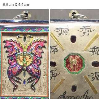 Butterfly Thep Jamleng With 4 gold Tarkut BE2546