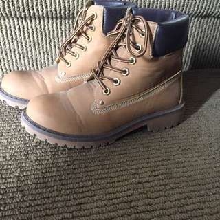 Call It SPRING Boots Size 6.5