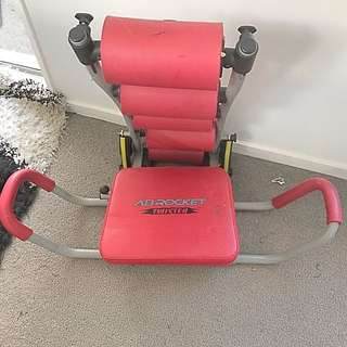 Abs Rocket Exercise Machine