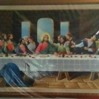 Painting Last Supper