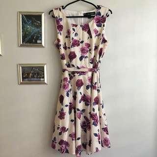 MELA LOVES LONDON Floral Dress