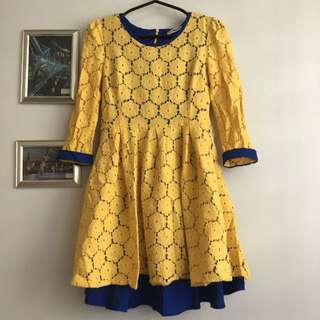 CC&DD Lace Dress