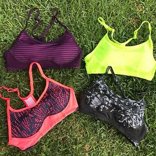 Nike New Balance Sports Bra/crop Top