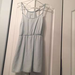 Garage Dress Denim