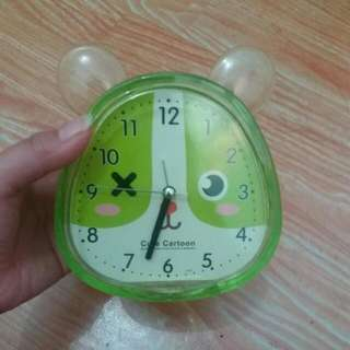 Jam Weker Clock