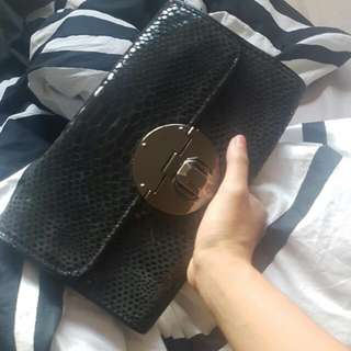 Mimco Large Clutch