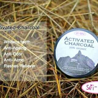 Sei-Bella ActivatedCharcoal 💯 Organic