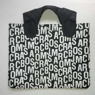 SALE!!! Marc Jacobs Black & White Logo Special Tote Bag