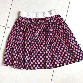 Polkadots skirt