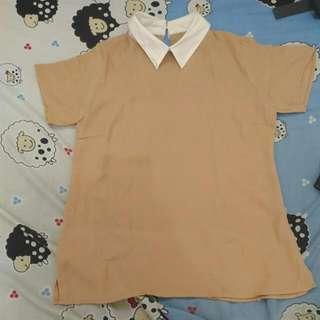 Women Collar Shirt