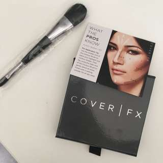 Cover Fx Contour Kit Including Brush