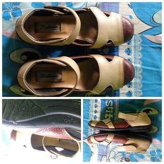 Sepatu Kulit Wanita Original Ballerina Shoes