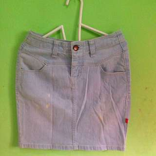 Rok jeans/denim cool