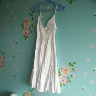 White Jayjays Dress