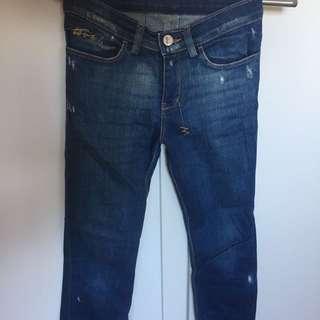 Tsubi Blue Jeans
