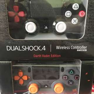 2x Ps4 Dual shock Wireless controller (limited edition)