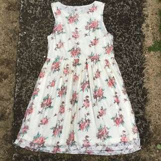 Floral Dress Mint Condition