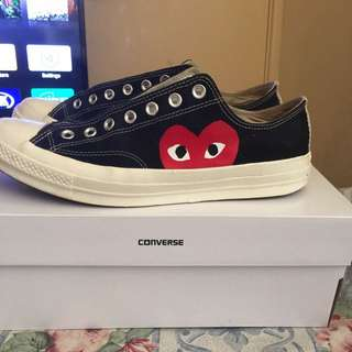 CDG Conserves Lows