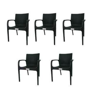 Gardenia Plastic Chairs