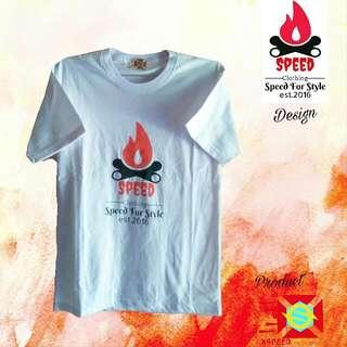 Tshirt Xspeed Fire