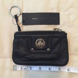Authentic Marc By Marc Jacobs Turnlock Key Holder/coin Wallet