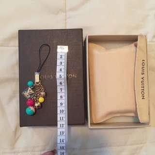 Authentic Louis Vuitton Phone/Bag Charm